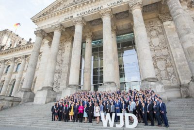 Know-how-Transfer mit dem Deutschen Bundestag
