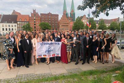 """""""Lübeck verbindet…"""" war das diesjährige Motto der Hanseraumkonferenz"""