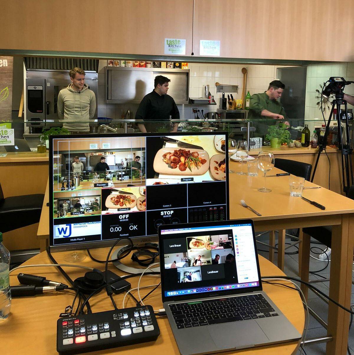 WJ Küchenschlacht – Online Edition